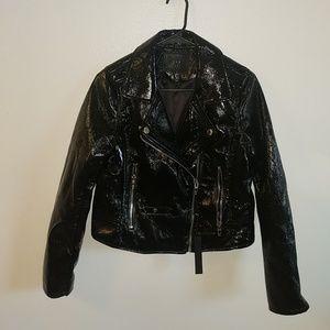 BLANKNYC Glossy Jacket Size S